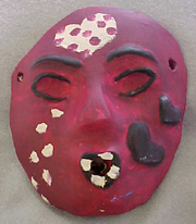 Personal Mask by Randi Grossman